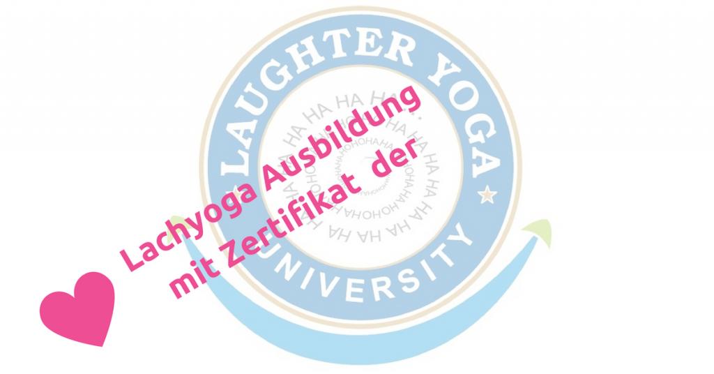 Lachyoga lernen Lachyoga Ausbildung mit Zertifikat